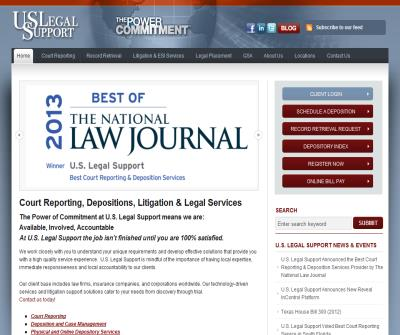 U.S. Legal Support, Inc.