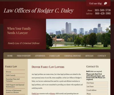 Law Offices of Rodger C. Daley