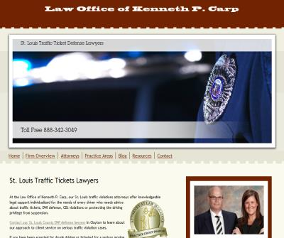 Missouri Traffic Ticket Attorney