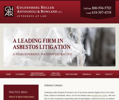 Lung Cancer Law Firm Madison County