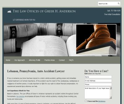 Harrisburg Truck Accident Lawyer