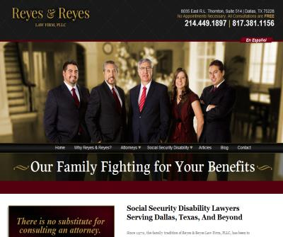 Dallas Social Security Disability Lawyers