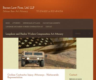 Barnes Law Firm, Ltd. LLP
