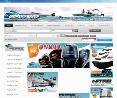 Primarineshop (Outboard motor supplier)