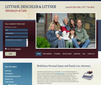 Bethlehem Personal Injury Lawyers