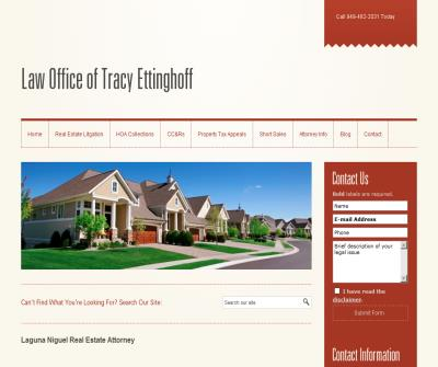 Law Office of Tracy Ettinghoff