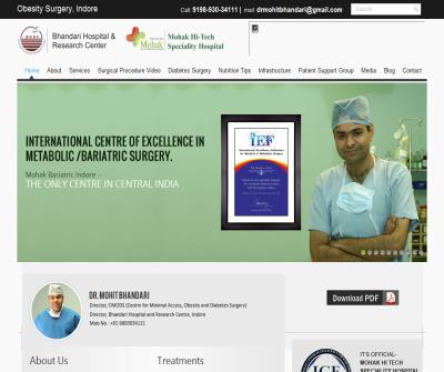 Laparoscopic Surgeon India