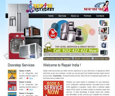 Repair India | Home Appliance Repair Services