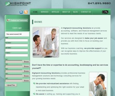 Highpoint Accounting Solutions