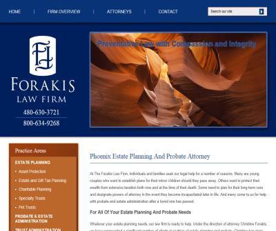 The Forakis Law Firm