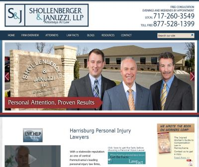 Mechanicsburg Personal Injury Lawyer