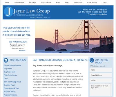San Francisco Criminal Defense Attorneys
