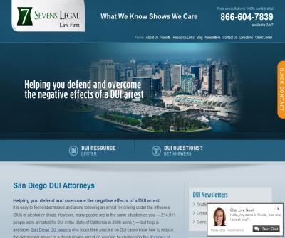 DUI Attorney in San Diego CA