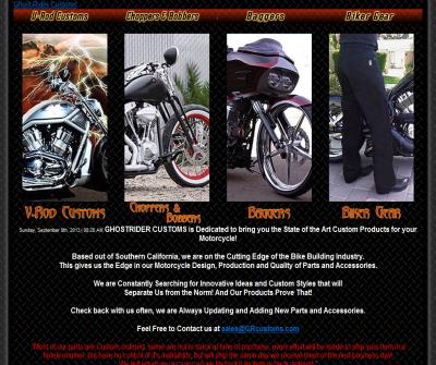 V-Rod Accessories, V-Rod Parts (Exhaust, Seats, Fenders)