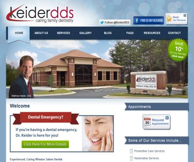 KeiderDDS Caring Family Dentistry