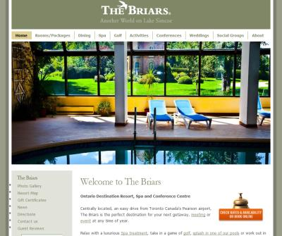 The Briars Resort & Conference Centre