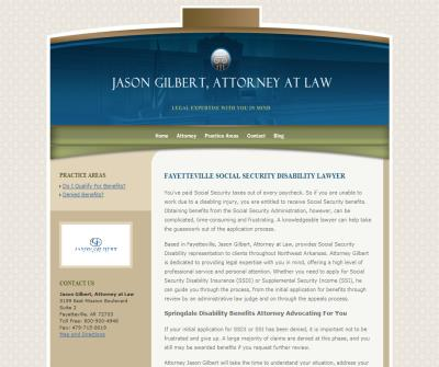 Fayetteville SSI Attorney