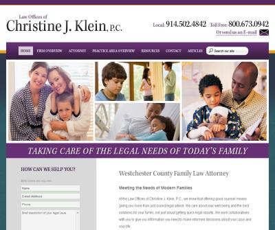 Law Offices of Christine J. Klein, P.C.