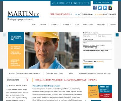 Philadelphia Workers Compensation Lawyer