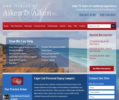 Personal Injury Lawyer in Boston