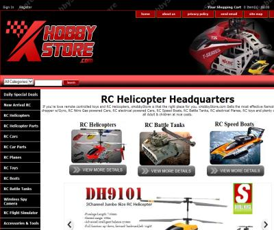 RC Helicopter | X Hobby Store | Indoor RC Helicopter