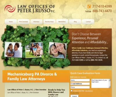Law Offices of Peter J. Russo, P.C.
