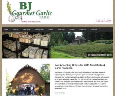 Ohio Gourmet Garlic Farm