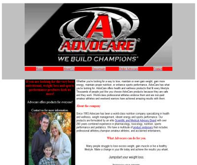 Say Yes To AdvoCare