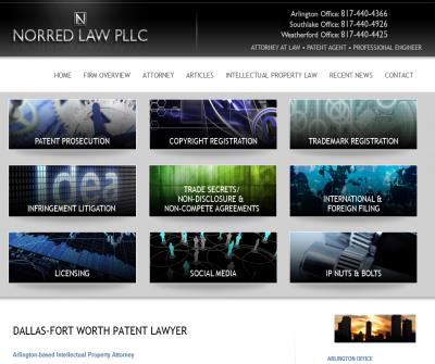 Dallas Fort Worth Patent Attorney