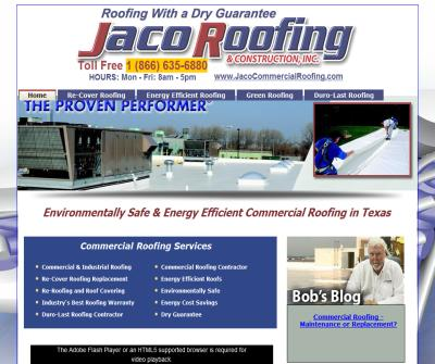 Jaco Roofing and Construction