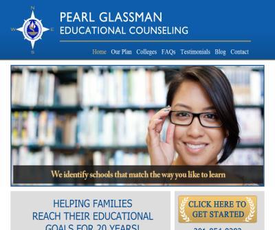 Pearl Glassman Educational Counseling