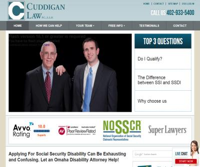 SSDI Lawyer Nebraska