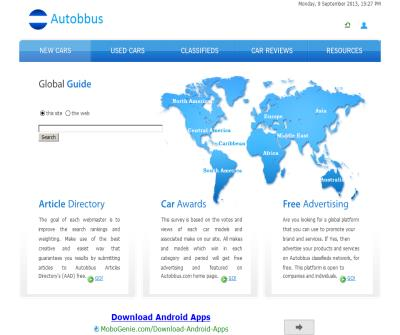 Autobbus Automotive Network