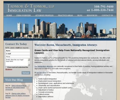 Worcester Immigration Lawyer