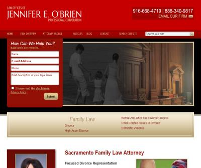 Law Offices of Jennifer E. O'Brien Professional Corporation