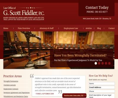 North Houston Employment Attorney