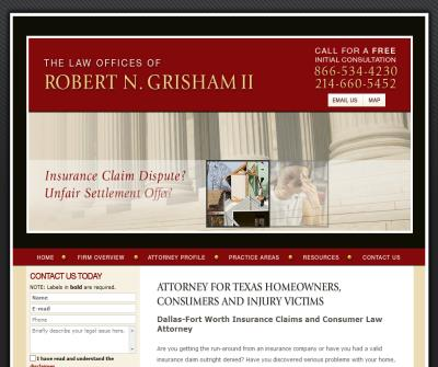 The Law Offices of Robert N. Grisham, II