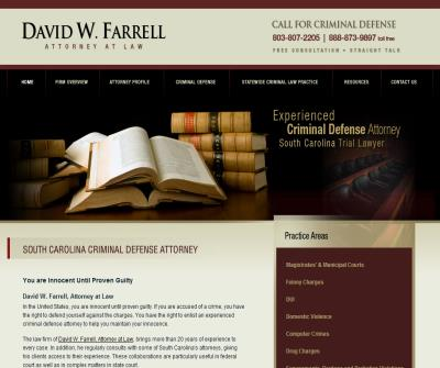 Columbia DUI Attorney