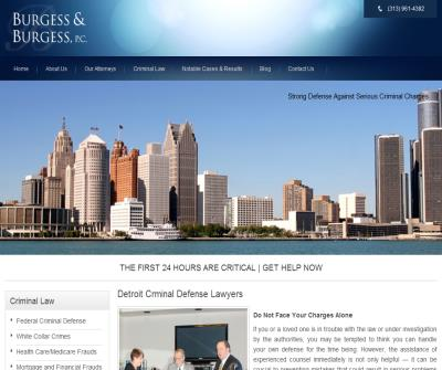 Federal Charges Lawyer Detroit