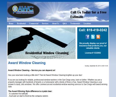 Window Cleaning Service - Window Washing Service
