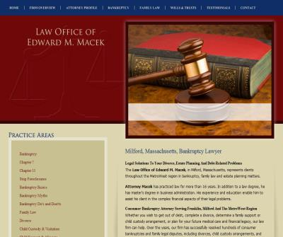 Law Office of Edward M. Macek