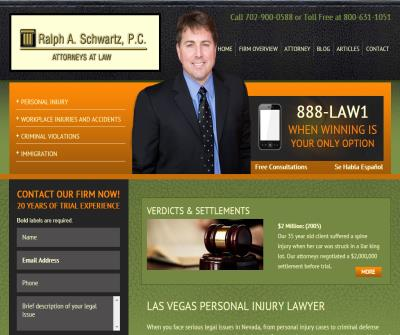 Henderson Nevada Car Accident Lawyer