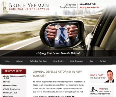 NY criminal law attorney