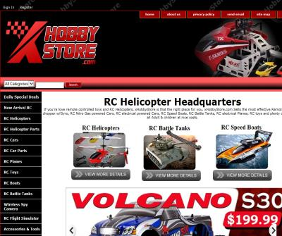 RC Helicopter | X Hobby Store | Outdoor RC Helicopters
