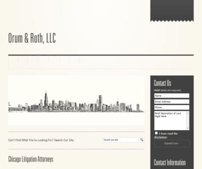 Chicago Business Litigation Attorneys