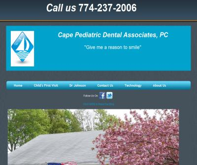 Cape Pediatric Dental Associates, PC