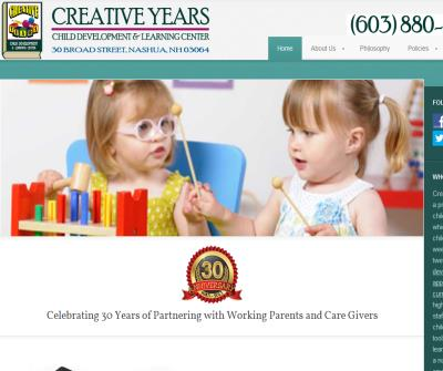 Creative Years Child Development & Learning Center
