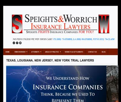 Bexar County Hurricane Claim Attorney