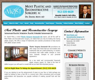 Most Plastic and Reconstructive Surgery, PC
