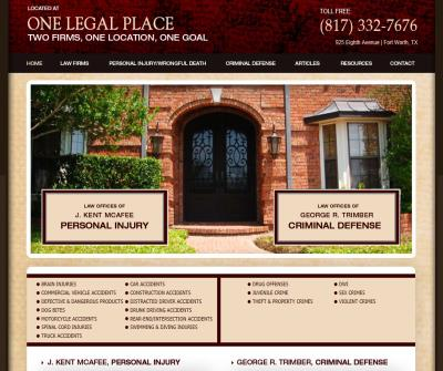 Fort Worth Personal Injury Law Firm